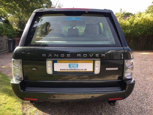 2008 Range Rover Vogue SE 4.2i V8 Supercharged 400bhp SOLD (picture 5 of 6)