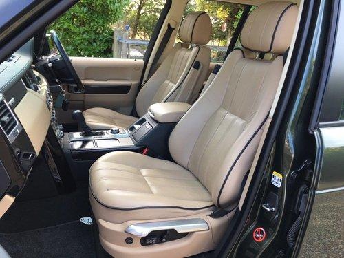 2008 Range Rover Vogue SE 4.2i V8 Supercharged 400bhp SOLD (picture 6 of 6)