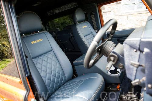 2006 Land Rover Defender 90 'Mastora Renovatio' SOLD (picture 4 of 6)