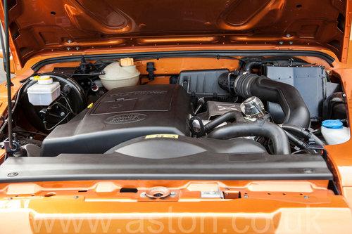 2006 Land Rover Defender 90 'Mastora Renovatio' SOLD (picture 5 of 6)