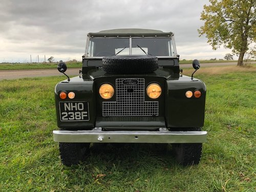 1968 Land Rover® Series 2a *MOT & Tax Exempt Ragtop* (NHO) SOLD (picture 3 of 6)