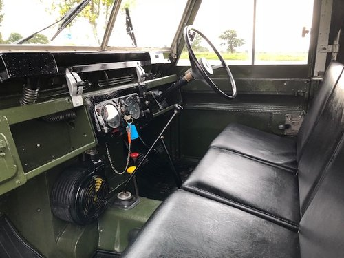 1968 Land Rover® Series 2a *MOT & Tax Exempt Ragtop* (NHO) SOLD (picture 6 of 6)