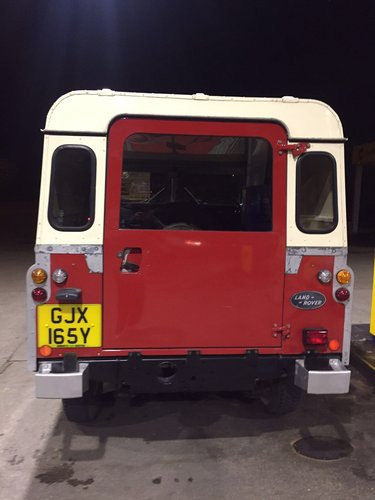Land Rover 1966 2a swb, mint, REDUCED. For Sale (picture 2 of 6)