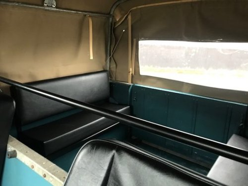 1971 Land Rover® Series 3 *Galvanised Chassis 200TDI* (KLX) SOLD (picture 5 of 6)
