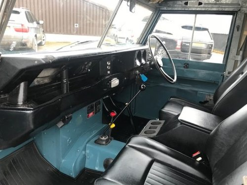1971 Land Rover® Series 3 *Galvanised Chassis 200TDI* (KLX) SOLD (picture 6 of 6)