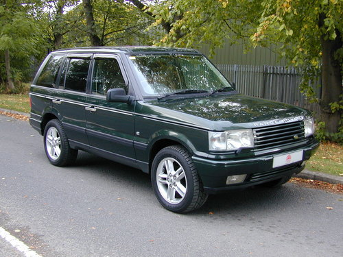 RANGE ROVER P38 4.0 LTD EDITION - RHD -VERY HIGH SPEC!  For Sale (picture 1 of 6)