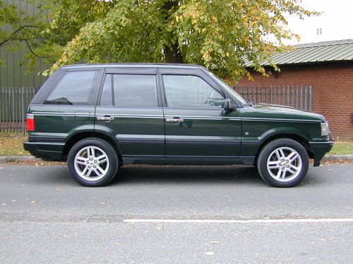 RANGE ROVER P38 4.0 LTD EDITION - RHD -VERY HIGH SPEC!  For Sale (picture 2 of 6)