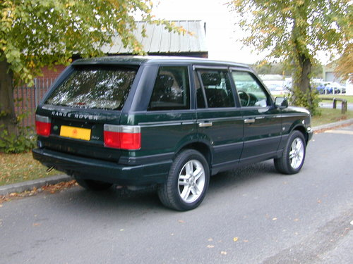 RANGE ROVER P38 4.0 LTD EDITION - RHD -VERY HIGH SPEC!  For Sale (picture 3 of 6)