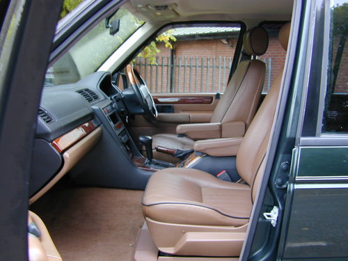 RANGE ROVER P38 4.0 LTD EDITION - RHD -VERY HIGH SPEC!  For Sale (picture 5 of 6)