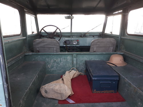 1958 Series 1 - 88 Station wagon diesel For Sale (picture 5 of 5)