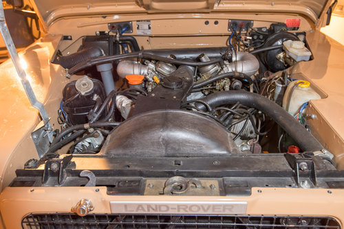 1981 New Series 3 Stage 1 V8 Pickup LHD For Sale (picture 6 of 6)
