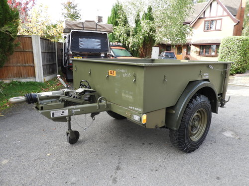 2003 PENMAN GS CARGO LIGHTWEIGHT TRAILER For Sale (picture 2 of 6)