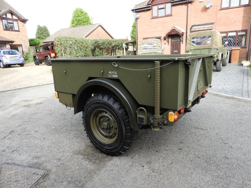 2003 PENMAN GS CARGO LIGHTWEIGHT TRAILER For Sale (picture 4 of 6)