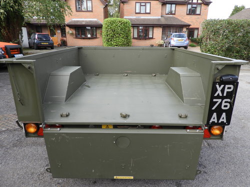 2003 PENMAN GS CARGO LIGHTWEIGHT TRAILER For Sale (picture 5 of 6)