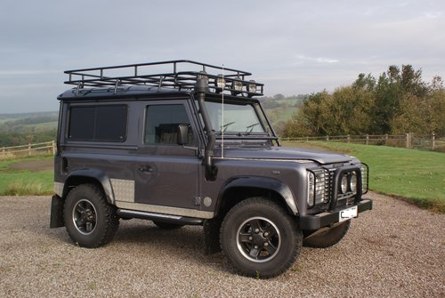 Stunning restored Land Rover Tomb Raider For Sale (picture 2 of 4)