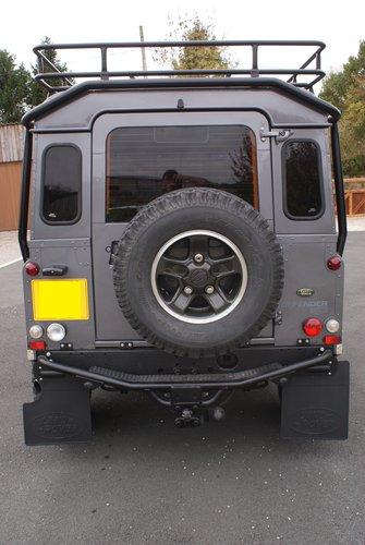 Stunning restored Land Rover Tomb Raider For Sale (picture 4 of 4)