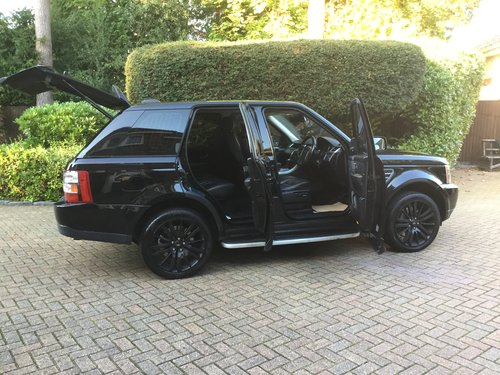 2007 Land Rover Range Rover Sports HSE Turbo Diesel V6 4x4 For Sale (picture 2 of 6)