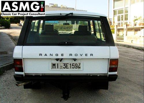 1979 Range Rover Classic 3 Door For Sale (picture 3 of 6)