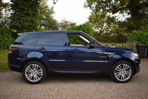 2016 Range Rover Sport HSE 3.0SDV  SOLD (picture 3 of 6)