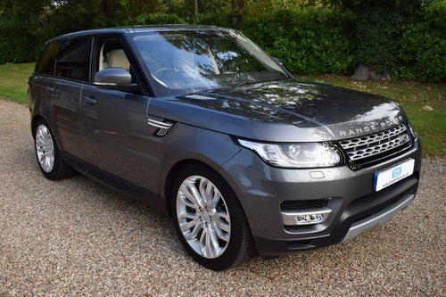 2016 Range Rover Sport HSE 3.0SDV  SOLD (picture 1 of 6)