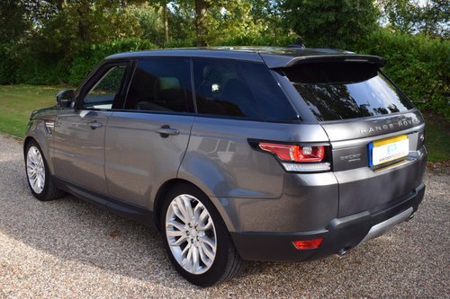 2016 Range Rover Sport HSE 3.0SDV  SOLD (picture 2 of 6)