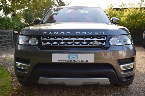 2016 Range Rover Sport HSE 3.0SDV  SOLD (picture 4 of 6)