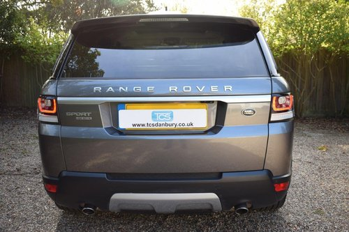 2016 Range Rover Sport HSE 3.0SDV  SOLD (picture 5 of 6)