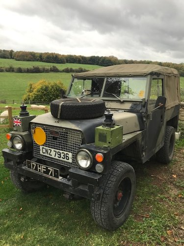 1979 Land Rover Lightweight FFR For Sale (picture 1 of 6)