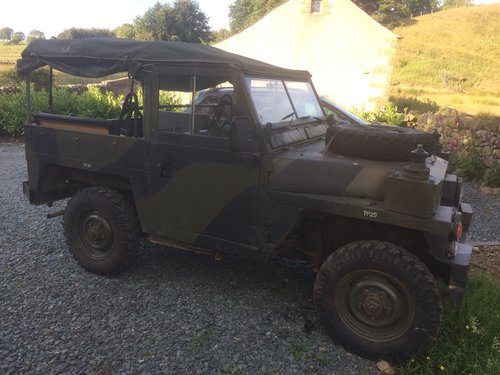 1980 Land Rover lightweight 24 volt For Sale (picture 2 of 3)