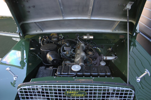 1949 Land Rover Series 1 - Restored By Dunsford L/Rover For Sale (picture 6 of 6)