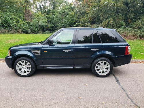 2009 Range Rover Sport HSE TDV8. Low Miles. Nice Example. Bargain SOLD (picture 2 of 6)