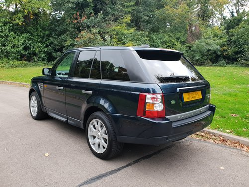 2009 Range Rover Sport HSE TDV8. Low Miles. Nice Example. Bargain SOLD (picture 6 of 6)
