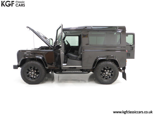 2013 All Conquering Land Rover Defender 90 XS with 11,086 Miles SOLD (picture 3 of 6)