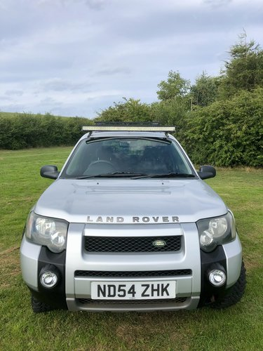 2005 Land Rover Freelander TD4 Commercial For Sale (picture 2 of 6)
