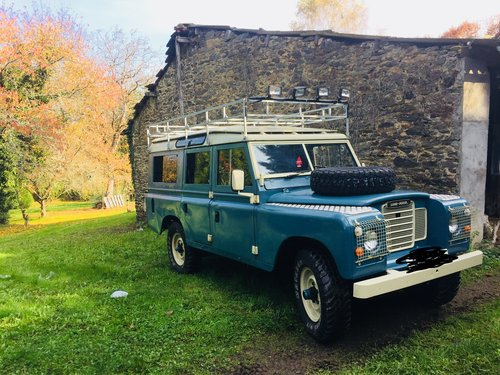 1982 LANDROVER RARE CLASSIC (bitcoin excepted) For Sale (picture 1 of 6)