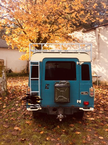 1982 LANDROVER RARE CLASSIC (bitcoin excepted) For Sale (picture 2 of 6)