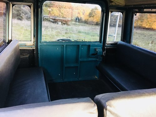 1982 LANDROVER RARE CLASSIC (bitcoin excepted) For Sale (picture 6 of 6)