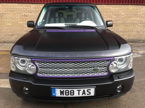 2014 LAND ROVER RANGE ROVER SPORT THE  For Sale (picture 2 of 6)