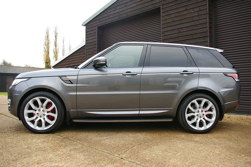 2013 Range Rover Sport 3.0 SD V6 HSE 4X4 Auto (59,000 miles) SOLD (picture 1 of 6)