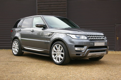 2013 Range Rover Sport 3.0 SD V6 HSE 4X4 Auto (59,000 miles) SOLD (picture 2 of 6)