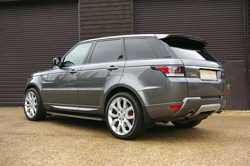 2013 Range Rover Sport 3.0 SD V6 HSE 4X4 Auto (59,000 miles) SOLD (picture 3 of 6)