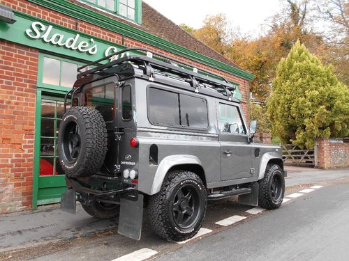 2015 Land Rover Defender 90 TD XS SOLD (picture 3 of 4)