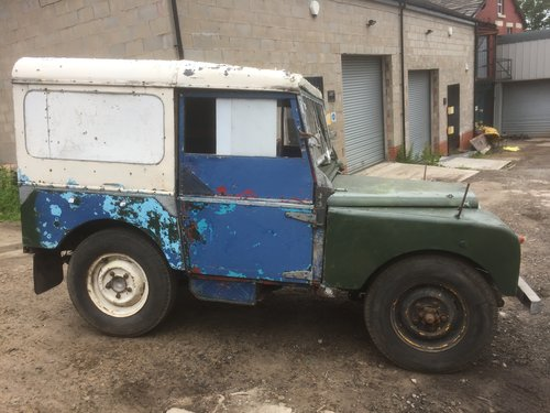 1952 landrover For Sale (picture 1 of 5)