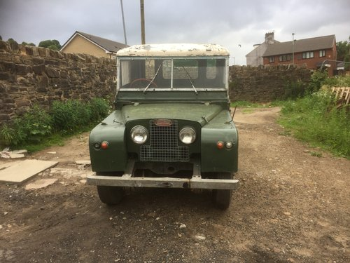 1952 landrover For Sale (picture 3 of 5)