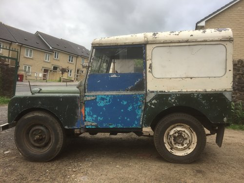 1952 landrover For Sale (picture 5 of 5)