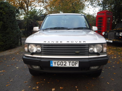 2002 Land Rover Range Rover 4.0 SE 28,000 MILES!!!!!! For Sale (picture 3 of 6)