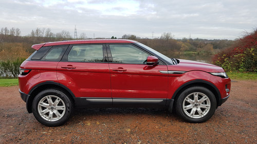 2013 Range Rover Evoque Tdi 4WD Pure Tech  For Sale (picture 2 of 6)