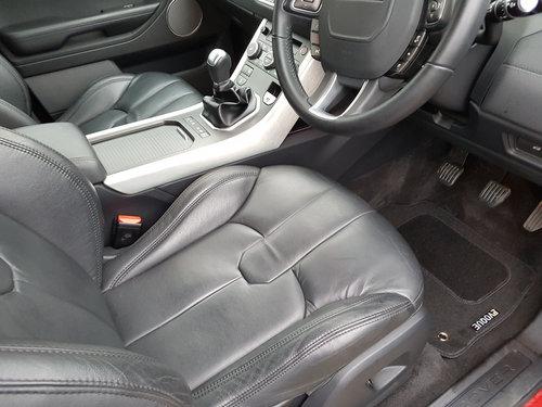 2013 Range Rover Evoque Tdi 4WD Pure Tech  For Sale (picture 4 of 6)