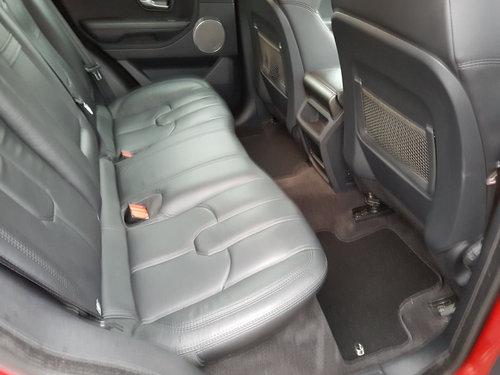 2013 Range Rover Evoque Tdi 4WD Pure Tech  For Sale (picture 5 of 6)