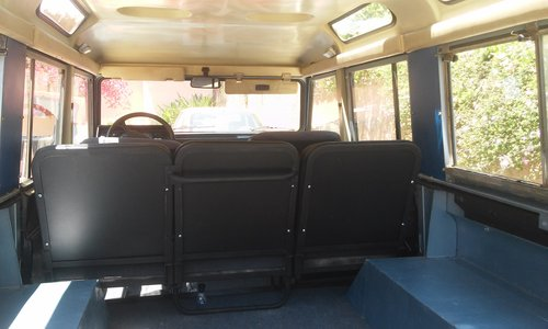 Classic Land Rover 109 super  1985  4x4 For Sale (picture 5 of 6)
